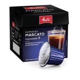 Cápsulas Café Mellita Marcato Nespresso - 10 Capsulas