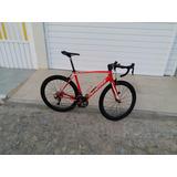 Bicicleta Speed Specialized Carbono 11v Tam 56 8.50kg