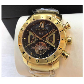 e960445765b Relogio Bulgari Bvlgari Iron Man Aço Inoxidavel De Luxo - Relógios ...