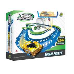 Wave Racers Spiral Frenzy 4712 - Dtc