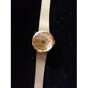 Reloj Mido Dama Increíble Moda Clase Elegante Dorado da4da7747077