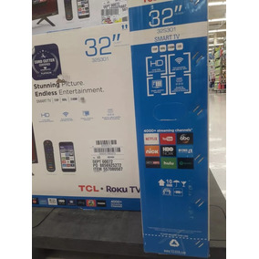 Tcl Roku Tv Smart 32