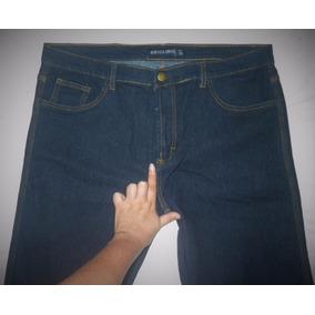 Jeans Pantalon Tallas Grandes Strech Azul Talla 36