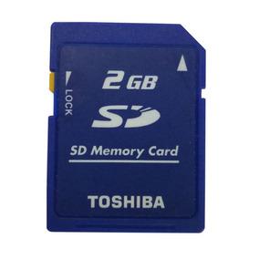Memoria Sd Para Camara, Nintendo Ds Y Otros Marca Toshiba
