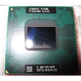 Intel Core 2 Duo T7300 2ghz 4mb Cache 800fsb