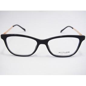 Armacao Atitude Feminino - Óculos no Mercado Livre Brasil 6791466000