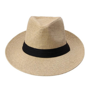 28fc710935507 Chapéu De Palha Aba Larga - Chapéus para Masculino no Mercado Livre ...