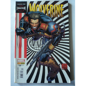 Hq-wolverine:dinastia M:#23:marvel:panini Comics