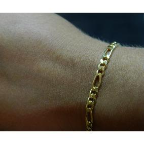 e982b6e482a Pulseira Masculina Ouro 18k 750 - Pulseira de Ouro Masculino no ...