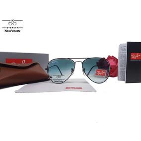 Ray Ban Aviador Azul Agua Espelhado - Óculos no Mercado Livre Brasil 8d83f65c57