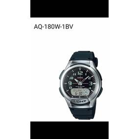 Relógio Cássio Referência :aq-180w-1bv
