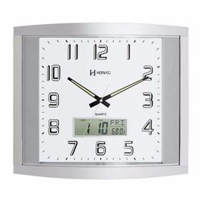 4d5009b1508 Relógio De Parede Digital Herweg - Relógios no Mercado Livre Brasil