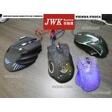 Mouse Gamer Usb Luce Led Multicolor Preciofabrica Jwk Vision