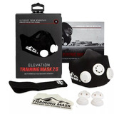 Elevation Mask 2.0 Envio Gratis Training Mascara Elevacion