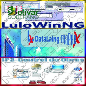 Base-datos Maprex, Lulong, Ip3, Lulo Marzo 2019 Bs. S *