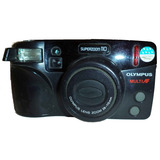 Camara Olympus Superzoom 110 Ultra Compacto Zoom 38-110