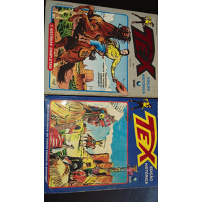 Tex Edição Histórica, Várias Edições
