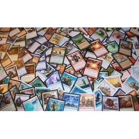 Lote De 400 Cartas Magic