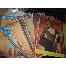 Jornal Das Moças Entre 1937 E 1950 Lote Com 76 Revistas