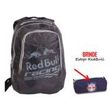 3fc4798946c5e Mochila Red Bull Racing Notebook - 19837 + Brinde Redbull