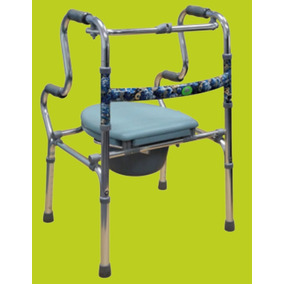Andadera Ortopedica Comodo Ducha Envío Gratis