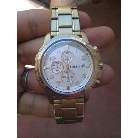 Reloj Fosil Como Nuevo Como 4 Uso Oferta $3,500 A Tratar