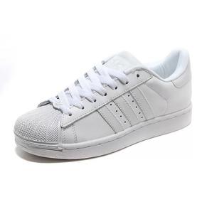 size 40 a8297 ff4b7 Zapatillas adidas Superstar Originales Con Caja! Cuero!