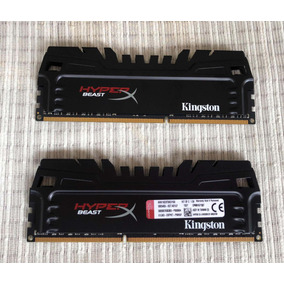 Memoria Ram Ddr3 1600 Kingston 16gb (2x8gb)