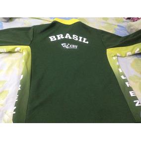 Vende Se Blusão Da Seleção Brasileira Novo Original . 85f229a1ab02a