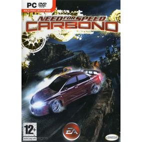 Need For Speed Carbono Cd Original Para Pc