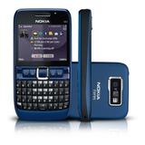 Nokia E63 3g Wifi Bluetooth Só Funciona Tim - De Vitrine