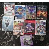 Videojuegos De Playstation 3, Wii, Gamecube