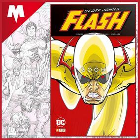 Flash Zoom Dc Comics Ecc Español Nuevo