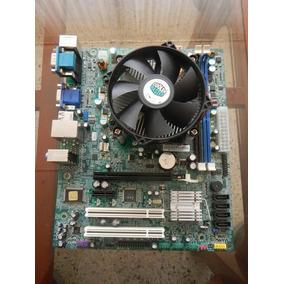 Combo Tarjeta Madre H61h2-cm + Intel Core I3