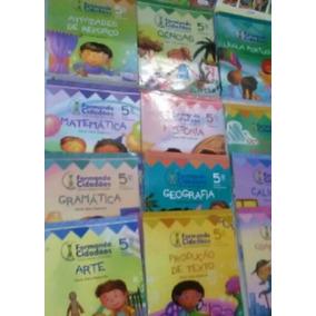 Livros Didáticos Usados E Bem Conservados Do 5° Ano A E B