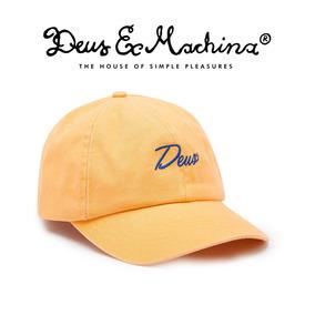 Gorra Deus Ex Machina · Sunny 6 Panel Hat · 100% Original