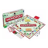 Monopoly Juego De Mesa Hasbro Original Mundo Manias