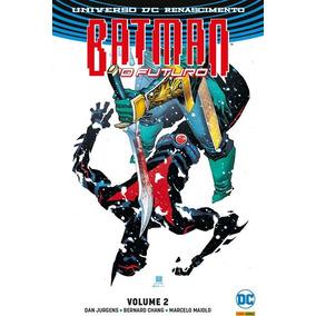 Batman Do Futuro: Renascimento - Volume 2 - Dc Comics