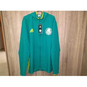 Jaqueta Palmeiras Adidas All W - Casacos no Mercado Livre Brasil 6ad305af1d643