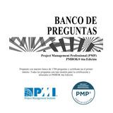 Banco De Preguntas Alineadas Pmbok V6 Certificate