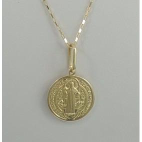 08d76054e704c Promoção Pingente Medalha São Bento - Joias e Bijuterias no Mercado ...
