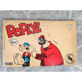 Auténtica Historieta Comics Popeye Año 1987