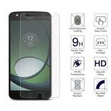 Mica De Cristal Templado 9h Motorola Moto Z Play