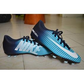 178cda1fd8b97 Zapatos Nike Mercury Cr7 - Zapatos Deportivos Azul en Mercado Libre ...