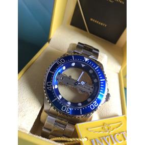 Relógio Invicta Pro Diver Prata 24693 Original
