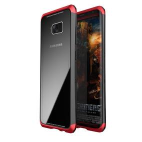 Funda Para Samsung Galaxy S8 - Hdx Case Cristal Templado