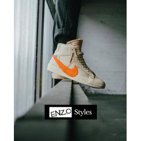 Nike Off White Blazer Mid Hallows Con Caja Og