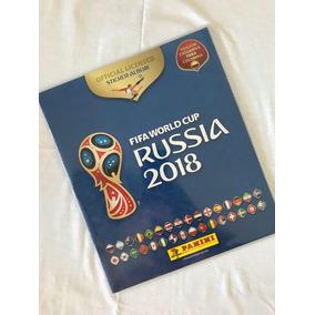Álbum Copa Do Mundo Rússia 2018 Versão Colômbia