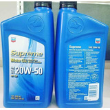 Aceite Mineral 20w50