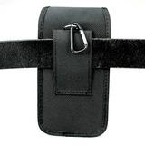 Funda Cinturon Nylon Rudo Doble Cel Para Galaxy S9 Plus